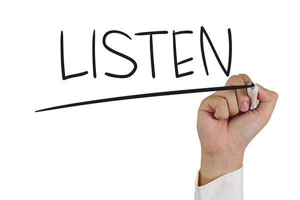 Lắng nghe có chọn lọc