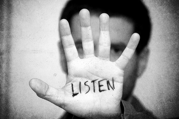 Nghệ thuật lắng nghe