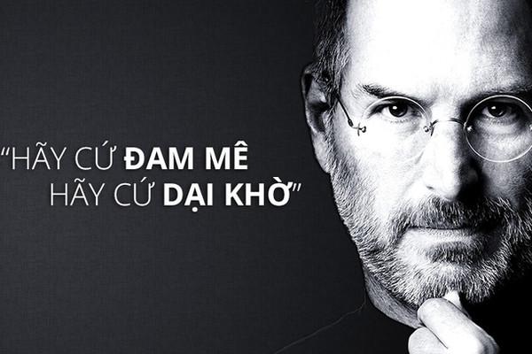 10 bài học từ Steve Jobs cho công việc và cuộc sống