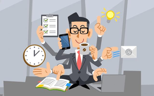 Các nguyên tắc để thành công trong công việc