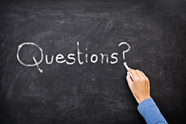 Không ngừng đặt câu hỏi