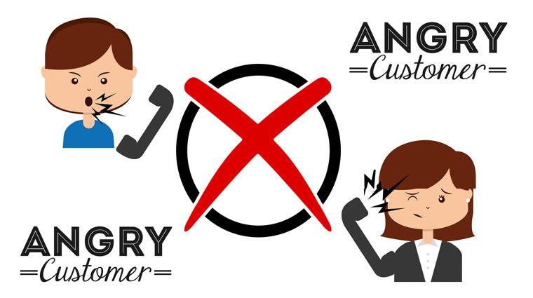 Làm thế nào để bạn đối phó với khách hàng tức giận