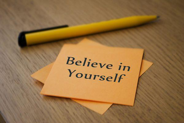 Tin tưởng vào bản thân