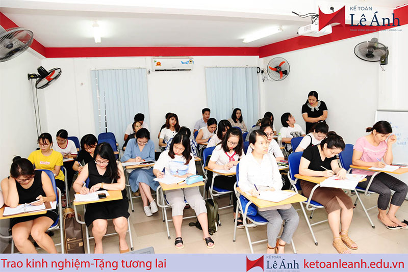 Trung tâm kế toán Lê Ánh