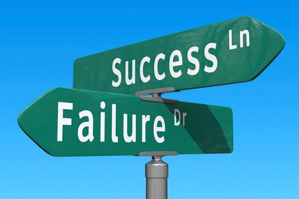 Top 5 người thành công đã từng thất bại