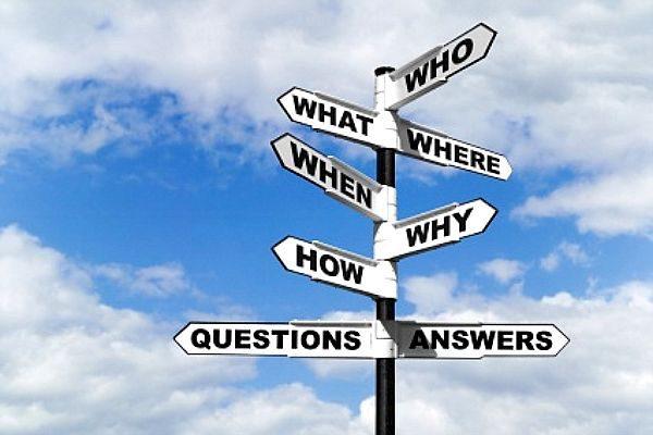 Không ngừng đặt ra câu hỏi thay vì câu trả lời