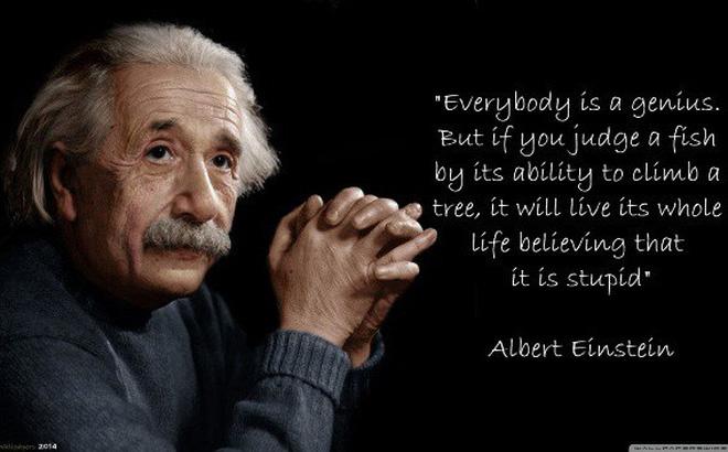 10 điều nên học từ Albert Einstein