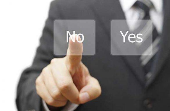 """7 cách đơn giản để nói """"không"""""""
