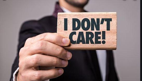 Tôi không quan tâm