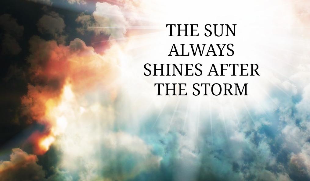 Thứ duy nhất giúp chúng ta vượt qua gió bão cuộc đời là một trái tim thanh tĩnh và an định