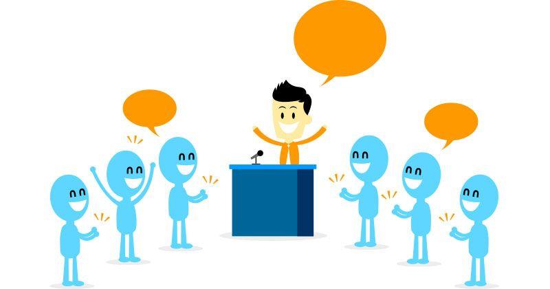 """Hãy nỗ lực trở thành một người """"có tiếng nói"""""""