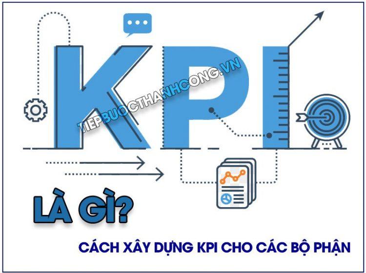 KPI là gì? Cách xây dựng KPI cho nhân viên các bộ phận