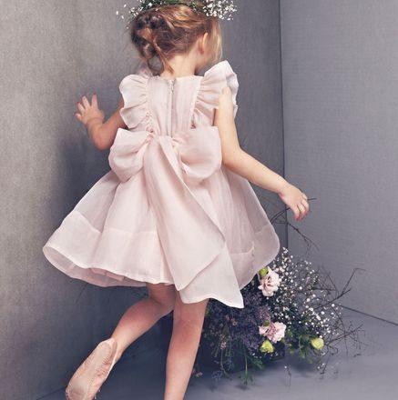 Review các mẫu váy công chúa cho bé đẹp nhất