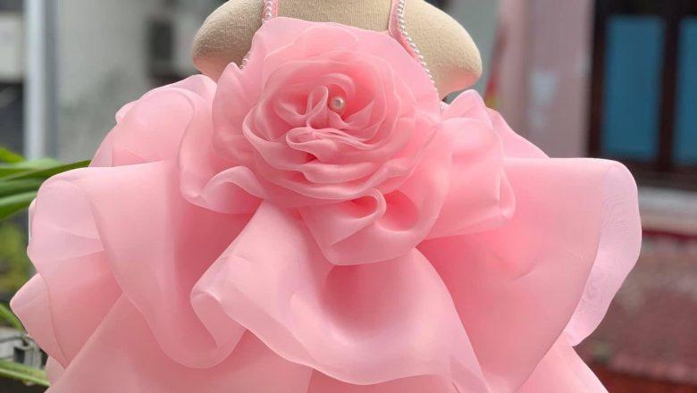 Địa chỉ bán váy công chúa Hàn Quốc bé gái uy tín