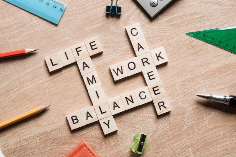Cách cân bằng cuộc sống